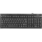 Hama AK-220 Multimedia USB Keyboard - Black (73011288)