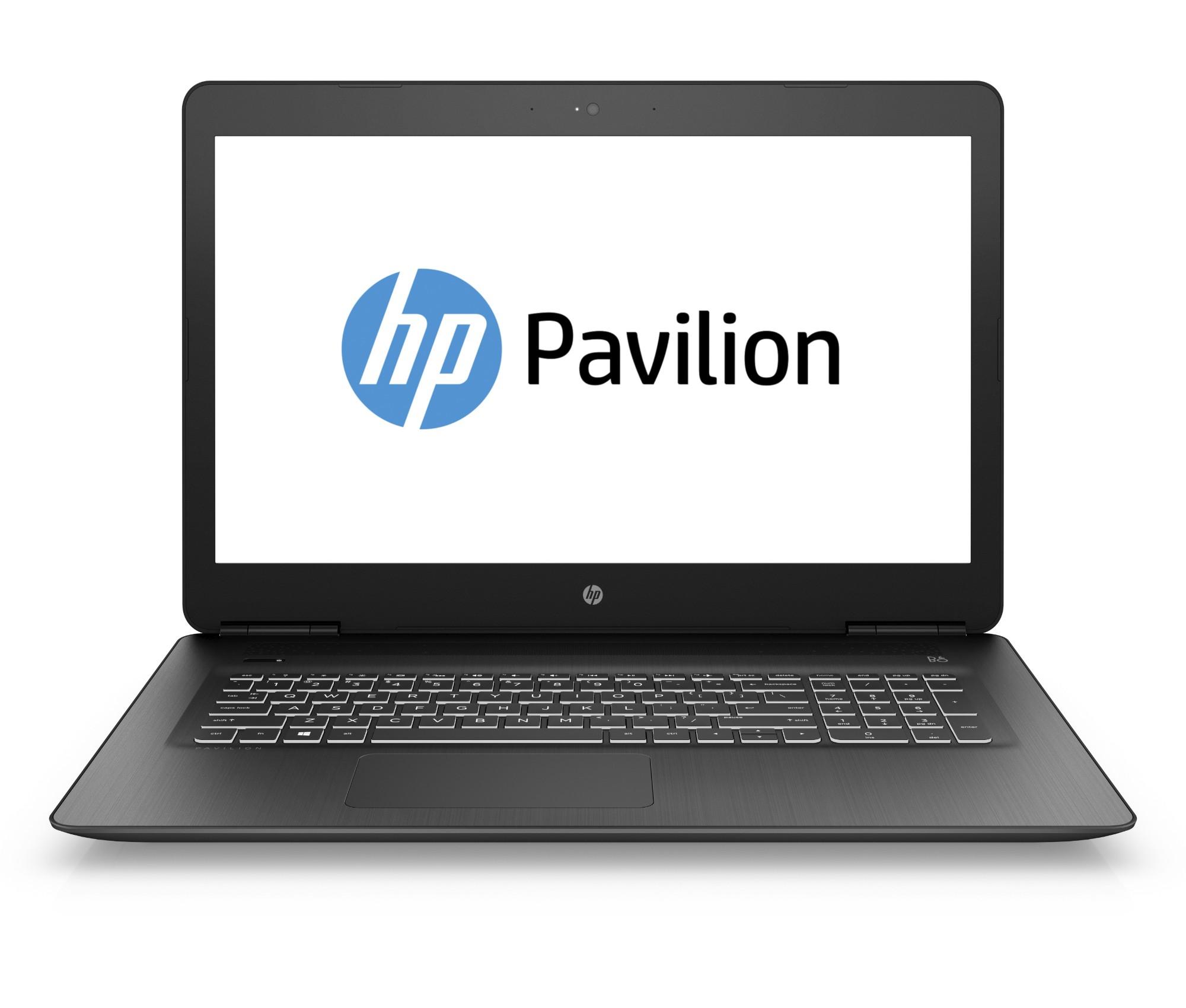 "HP Pavilion 17-ab405na Black Notebook 43.9 cm (17.3"") 1920 x 1080 pixels 8th gen Intel® Core™ i5 i5-8300H 8 GB DDR4-SDRAM 1000 GB HDD"