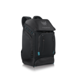 Acer Predator Utility backpack Black, Blue Polyester