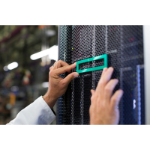 "Hewlett Packard Enterprise 867805-B21 storage drive enclosure Black 2.5/3.5"""