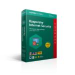 Kaspersky Lab Internet Security 2018 5gebruiker(s) 1jaar Full license Nederlands, Frans