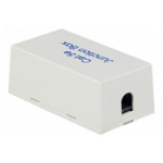 Hypertec 270100-HY network junction box Cat5e White