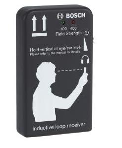 Bosch PLN-ILR Black, White smart home receiver