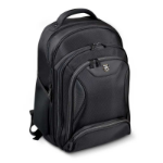 Port Designs Manhattan backpack Nylon Black