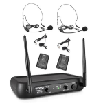 Pyle PDWM2145 wireless microphone system