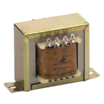 Monacor TR-1025LC voltage transformer 100 V