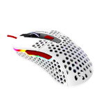 Xtrfy M4 RGB Wired Optical Gaming Mouse USB 400-16000 DPI Omron Switches 125-1000 Hz Adjustable RGB Glossy