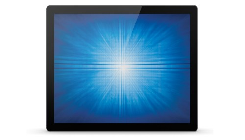"""Elo Touch Solution 1990L touch screen monitor 48.3 cm (19"""") 1280 x 1024 pixels Black Multi-touch Tabletop"""
