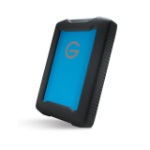 G-Technology ArmorATD external hard drive 4000 GB Black, Blue
