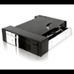 "RaidSonic IB-172SK-B 5.25"" Bezel panel Black drive bay panel"