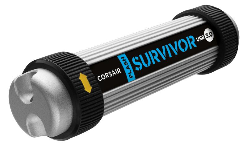 Corsair CMFSV3B-32GB 32GB USB 3.0 Aluminium,Black USB flash drive