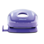 Rexel JOY 2 Hole Punch Perfect Purple
