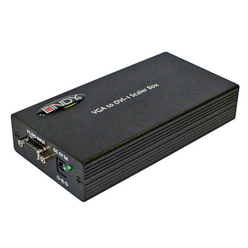 Lindy VGA / Component Video - DVI-I Converter
