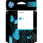 HP CZ114AL Cian cartucho de tinta