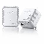 Devolo dLAN 500 WiFi, Starter Kit 500 Mbit/s Ethernet LAN Wi-Fi White 2 pc(s)