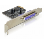 DeLOCK Parallel PCI-E Card Parallel interface cards/adapter
