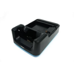 Unitech PA760 1-Slot ethernet/USB host cradle with PSU US/UK/EU adapter