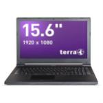 "Wortmann AG TERRA MOBILE 1542K Silver Notebook 39.6 cm (15.6"") 1920 x 1080 pixels 7th gen Intel® Core™ i7 16 GB DDR3L-SDRAM 500 GB SSD Windows 10 Pro"