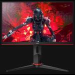 """AOC 24G2U5/BK computer monitor 60.5 cm (23.8"""") 1920 x 1080 pixels Full HD LED Flat Black"""
