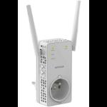 Netgear EX6130 Network transmitter 10,100Mbit/s White