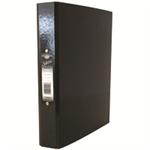 IXL CONCORD IXL SELECTA RING BINDER A4 BLACK