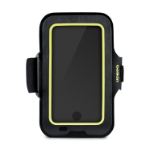 Belkin F8W842BTC00 Armband case Black, Yellow mobile phone case