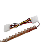 Lamptron LAMP-LEDFL2402 Red LED bulb LED strip