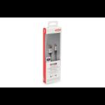 ASSMANN Electronic 84154 USB cable 1.8 m USB A Mini-USB B Black,White