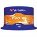 Verbatim DVD-R Matt Silver 4.7 GB 50 pc(s)