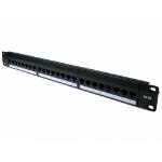 Cables Direct UT-899544THRU patch panel 1U