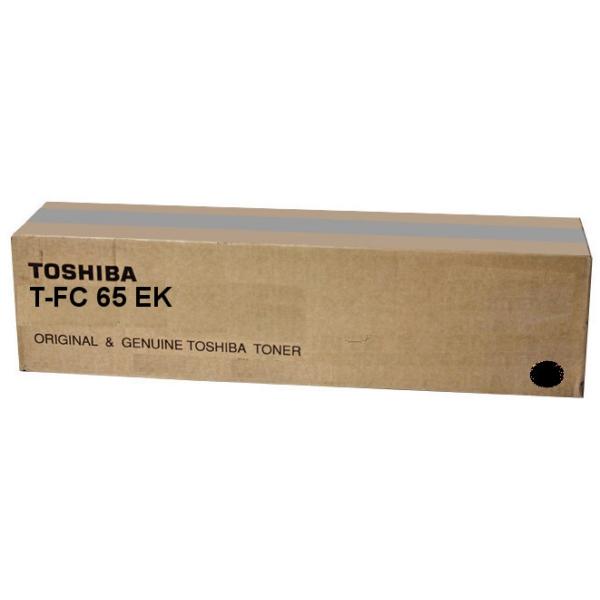 Toshiba 6AK00000181 (T-FC 65 EK) Toner black, 77.4K pages @ 6% coverage