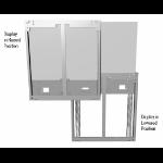 Infocus Display Mount, Wall, Vertical Lift, 66-95KG (145.2-209LBS), INA-VESABB Required