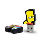 Integral INFD4GBBART 4GB USB 2.0 Type-A Multicolour USB flash drive