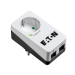 Eaton PB1TD limitador de tensión 1 salidas AC 220-250 V Negro, Blanco