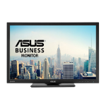 "ASUS BE24AQLBH computer monitor 61.2 cm (24.1"") WUXGA LED Flat Black"