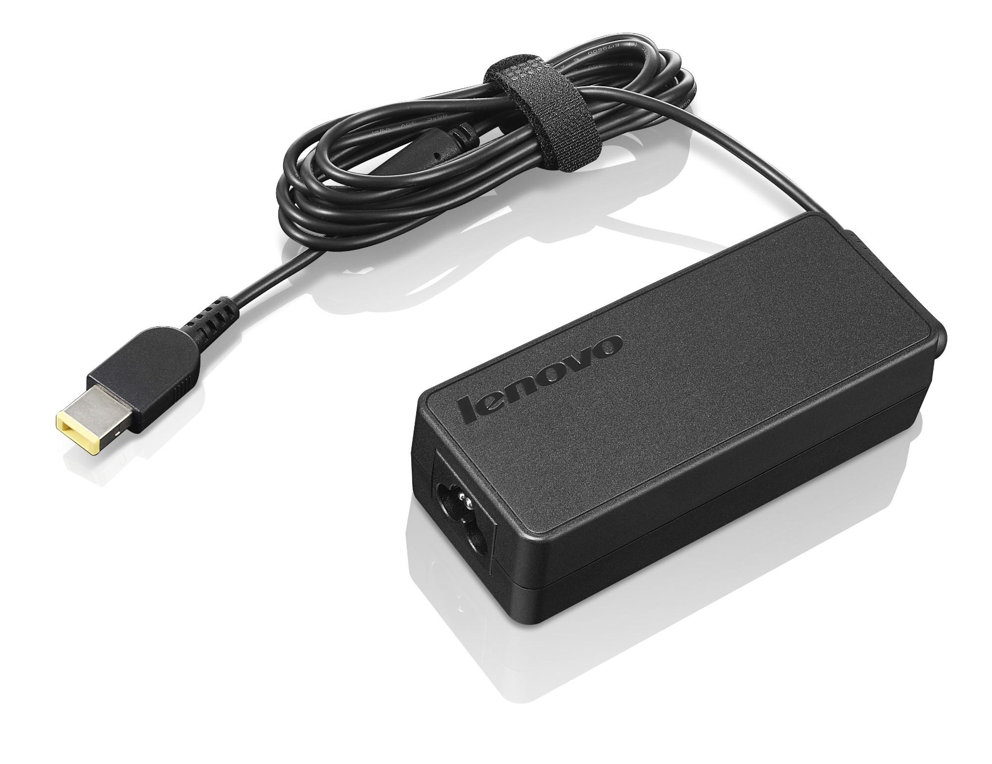 Lenovo 0A36263 power adapter/inverter indoor 65 W Black