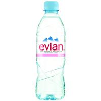 EVIAN 50CL STILL WATER PK24