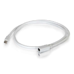C2G 3.0m Mini DisplayPort M/F 3 m White