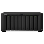 Synology DiskStation DS1817 NAS/storage server Ethernet LAN Desktop Black