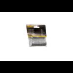 Bi-Office Round Magnets 30mm Yellow PK10