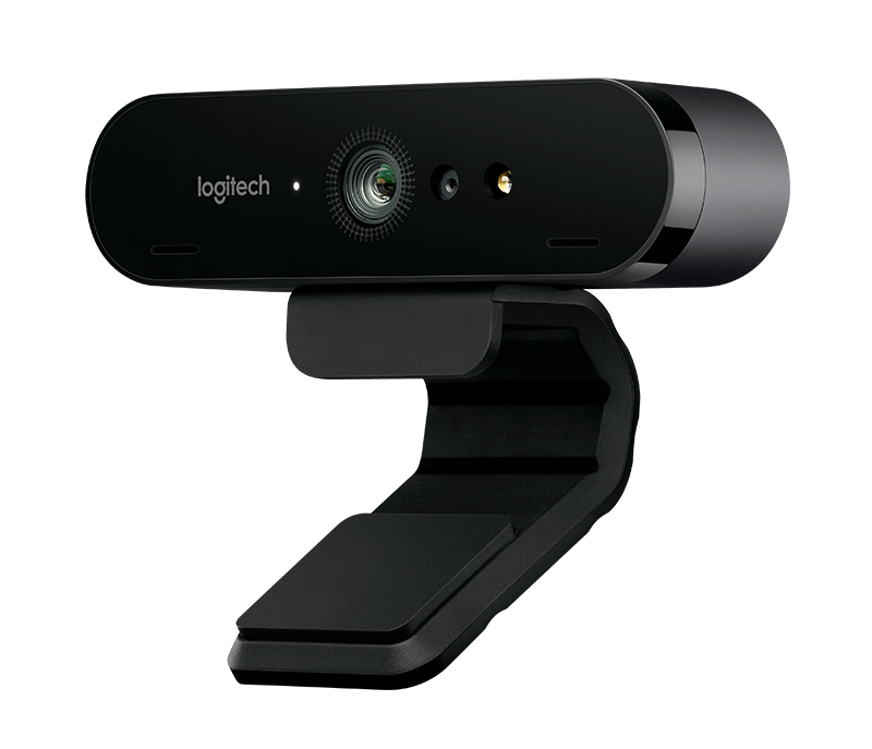 Logitech BRIO 4096 x 2160pixels USB 3.0 Black webcam