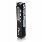 Pyle PVR200 dictaphone Internal memory Black