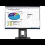 "HP Z24n 24"" IPS Matt Black computer monitor"