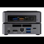 Vision VMP-7I5BNK reproductor multimedia y grabador de sonido 128 GB 4K Ultra HD 4096 x 2304 Pixeles Wifi Negro, Gris
