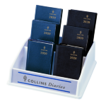 COLLINS DIARY 2020 COLLINS POCKET/SLIM STERLING ASSORTED CDU27