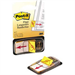 Post-It 680-9 Blank tab index Polyester Yellow tab index