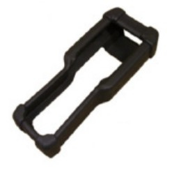 Intermec 655-280-001 handheld device accessory Black
