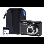 Kodak PIXPRO FZ53 Black Camera Kit inc 8GB SD Card and Case