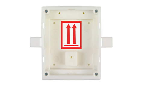 2N Telecommunications 9155017 intercom system accessory Flush mount box