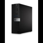 DELL OptiPlex 3040 3.7GHz i3-6100 SFF Black